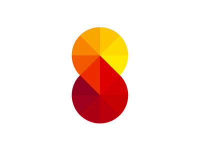 S letter, structure, stairs, infinite learning logo symbol