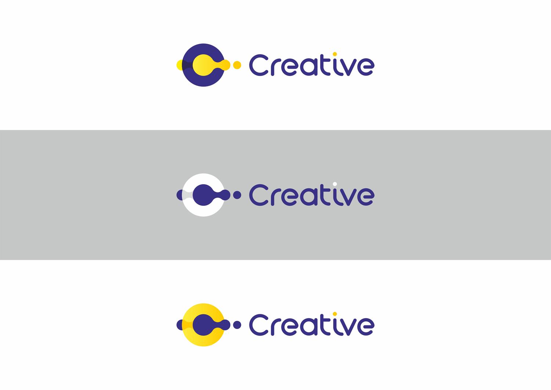 Creative   multimedia solutions logo design by alex tass