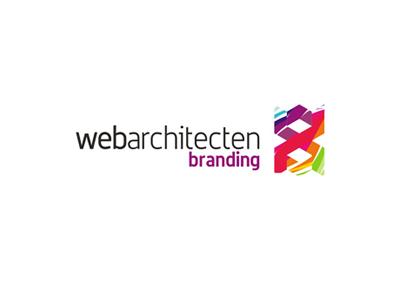 Web architecten branding sub branding logo design by alex tass