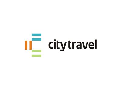 City Travel Agency Logo Design By Alex Tass Logo Designer
