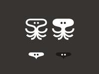 Sepia solution logo design
