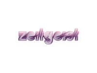 zeitgeist records label logo design