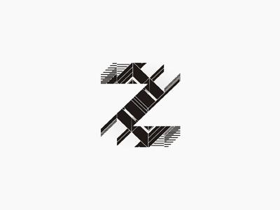Z monogram / logo design symbol symbol mark icon letter mark monogram letter z logo identity brand typography creative logo design logo designer