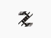 Z monogram / logo design symbol