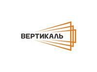 Vertikal lecture hall logo design
