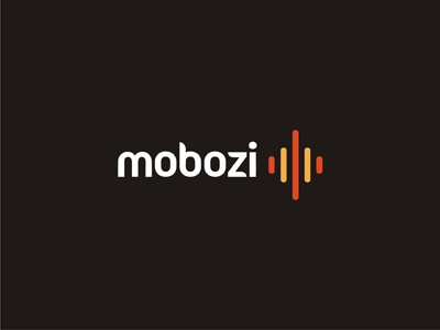 mobozi (mobile software developer) logo design m applications mobile apps apps application app mobile custom made branding identity brand typographic typography type logotype logo designer logo design design logo colorful