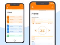 Hive Concept - iPhone X Optimization