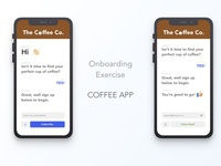 Onboarding - Subscribe