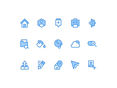 Icons For Web (Freebie) download free icons web freebie flat psd ai