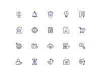 Line Ui Icons (Freebie)