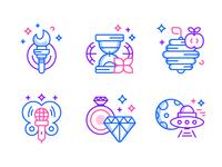 Idea Icons (Freebie)