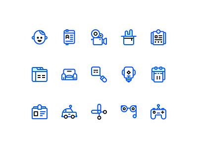 Just Ui Icons (Freebie) ai freebie download free flat line icons