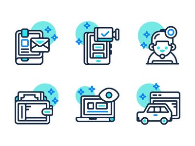 Webby Icons
