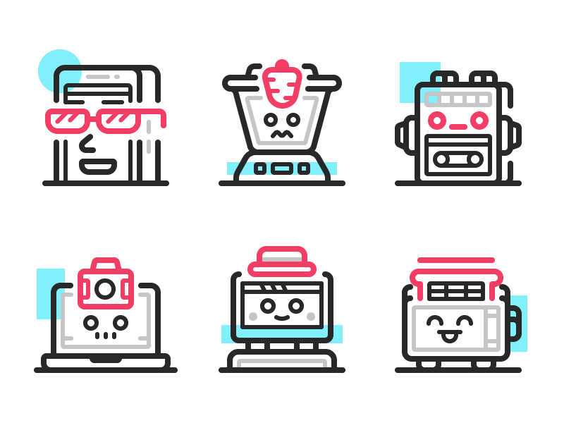 Chilly icons