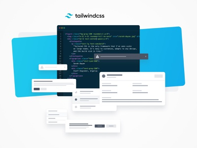 Tailwind Sketch Library codegram user interface ui tailwind tailwindcss