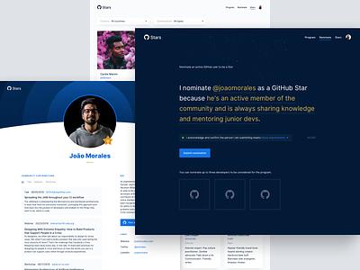GitHub Stars github ux codegram ui design ui
