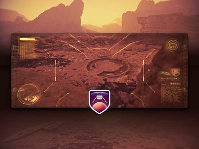 GitHub Mars morphika codegram code motion graphics 3d animation