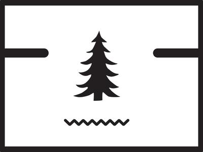 Sweet Beyond Mark logo mark nature tree identity selfpromotion