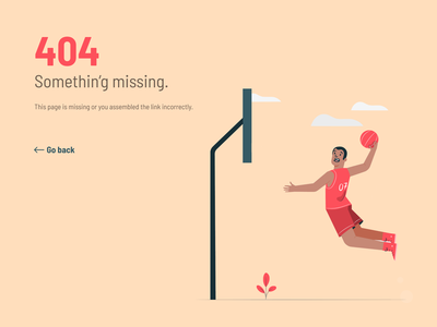 Daily UI #008-404 Page design uxui colors ux ui design art design app dailyui mising page mising 404 error 404 page 404
