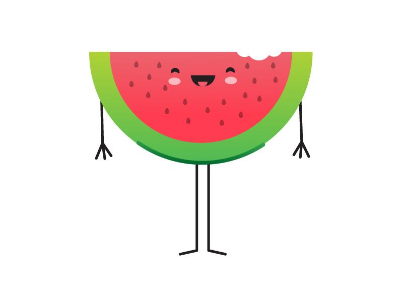 Emoji food food charactersdesign illustrator ai . illustration graphicdesign
