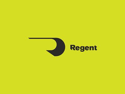 Logo Regent logodesign logo identity design identity branding design branding