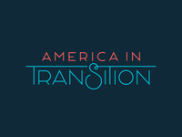 America in Transition logo