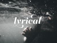 Lyrical logo