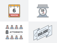 Regulation A Icons