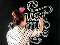 Chalkboard Wall Fun
