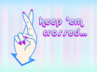 Keep 'Em Crossed