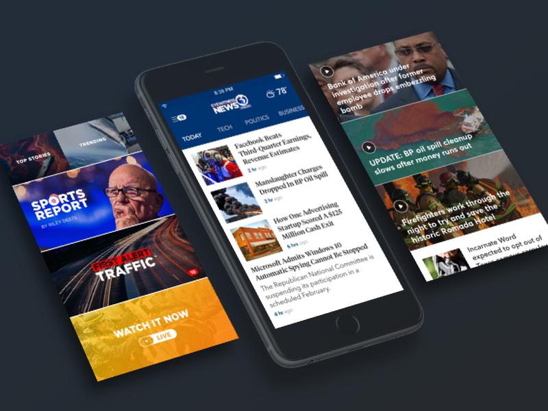 Dribbble.native new.mobile