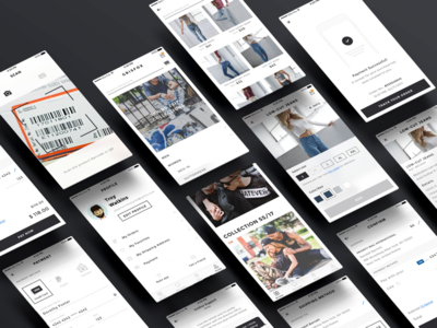 Minimal & Clean E-Commerce App