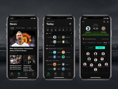 Sport News App Challenge