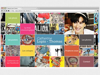 Devenez « incollable » sur Catherine ! webdesign ergonomie direction artistique flash artiste
