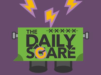 Halloween Logo - The Daily Share monster lightning frankenstein halloween
