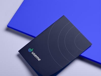 Useme.com - Branding + CI logo design branding design logo corporate identity branding