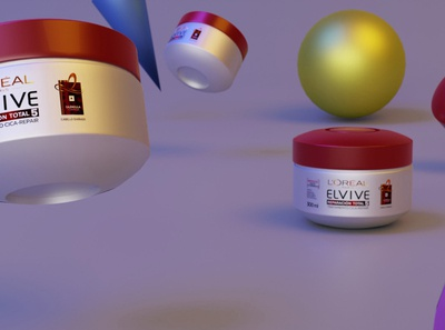ELVIVE 3d pack blender3d 3d model 3d design