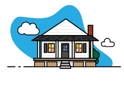 Home Sweet Home house house icon simple icon illustration