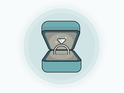 Pretty Shiny Things icon vector design simple illustration