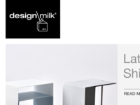 Design Milk - Weekly Email Digest