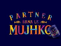Bollywood Movie Dialog - Typography