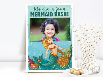 Mermaid Birthday Bash