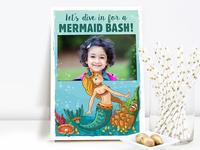 Mermaid Birthday Bash
