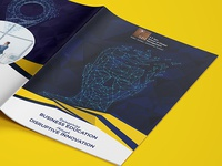 Corporate Brochure for Management School