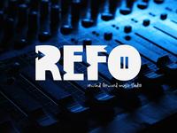 Rewind Forward Music Studio Logo