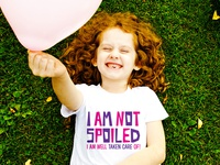 Typography for Kids T-shirt - Custom tees by Vistaprint India