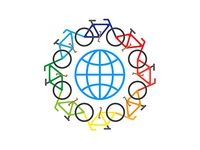 Logo Design for World Bicycle Day