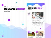 The Designerhood Journal