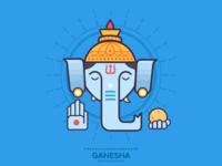 Ganesha - The Wise