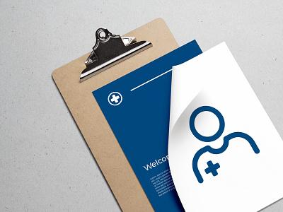 Healthcare branding doctor medicine health healthcare icon illustration andreas wikström